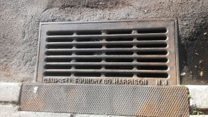NB old stormwater grates