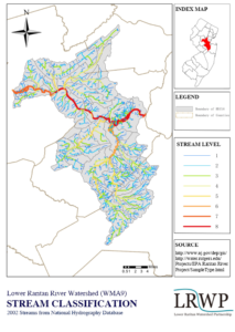 LRWP - stream classification 2002 data