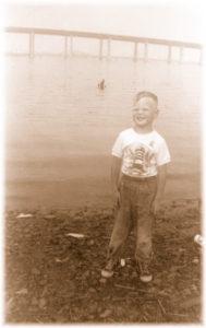Joe Mish - youth
