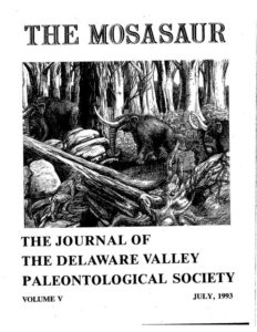 journal-of-delaware-valley-paleontological-society