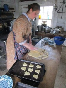 Sapia - Longstreet Farm cooking